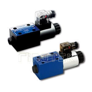 CETOP 3, WE6, NFPA D03, Directional Cotnrol Valve