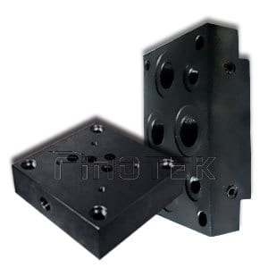 Directional Valve embases empilables