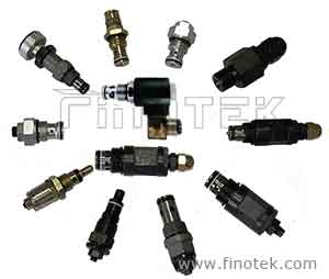 Hydraulic-Cartridge-Valves