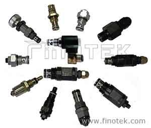 Idraulico-Cartridge-Valvole