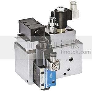 Hydraulic Control Valve Manifold