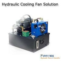 Hydraulic-Cooling-Fan-Lösung