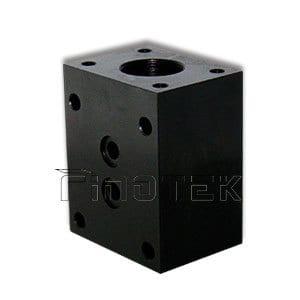 DBD bloque de válvulas de alivio de presión hidráulica