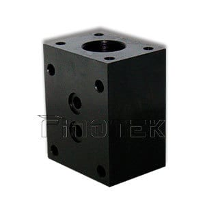 Pressão hidráulica Relief DBD Válvula Bloc