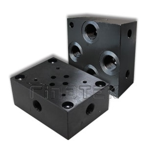 ISO4401, NFPA 03, CETOP3 thủy lực Van Subplates