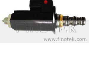 Kobelco SK200-6, 200-6E, 200-8 Escavatore Elettrovalvola, pompa idraulica valvola di controllo