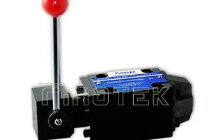 Manuale-idraulico-valvola-4WMM6