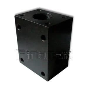 Pressure Relief DBD Valve Block
