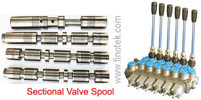 Sectional-Valve-Spool
