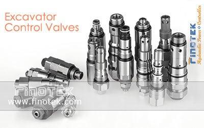 Excavator Valves