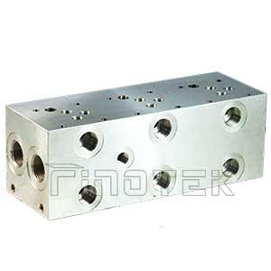 D05 Hydraulic manifold