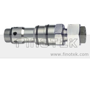 Cat Main regelklep, Caterpillar 320B Pressure Control Relief Main Valve