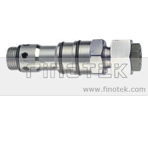 Gato Válvula de control principal, Caterpillar 320B de alivio de presión Válvula de control principal