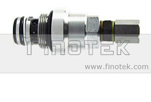 HITACHI-excavadora válvulas, válvulas -EX120