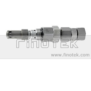 Hitachi Excavator Relief Valve, EX200 Main Valve As Pressure Overflow