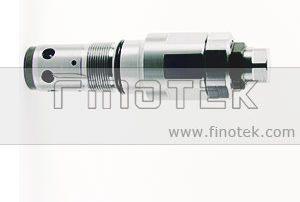 HITACHI-escavadora-Valve, -EX200-motor-valve