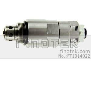 Kobelco Экскаватор клапана, SK230 6E-экскаватора предохранительный клапан, Kobelco Экскаватор Ассы регулирующий клапан
