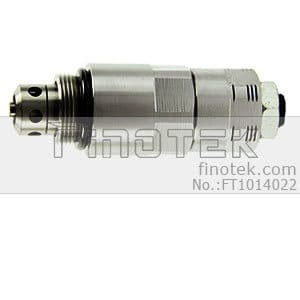 Kobelco Bagger Ventil, SK230-6E Bagger Entlastungsventil, Kobelco Bagger Assy Regelventil