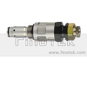 Komatsu PC200-6, PC200 7-escavadora válvula de alívio