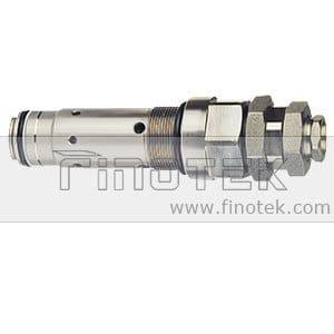 PC300-5 Excavator Pressure Control balbula