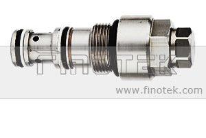 Komatsu PC200-7 / 8 Excavadora válvula de seguridad, válvula de seguridad de presión