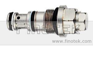 Komatsu Escavadeira de descarga Valve, PC200-6 Escavadeira Válvula de descarga de pressão