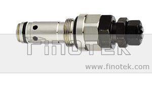 Komatsu-Hydraulic-Control-balbula, FT-010