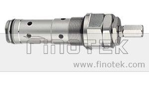 Komatsu Hauptsteuerventil, Komastu PC200-1 Bagger Ventil, Druckregelung Hauptventil