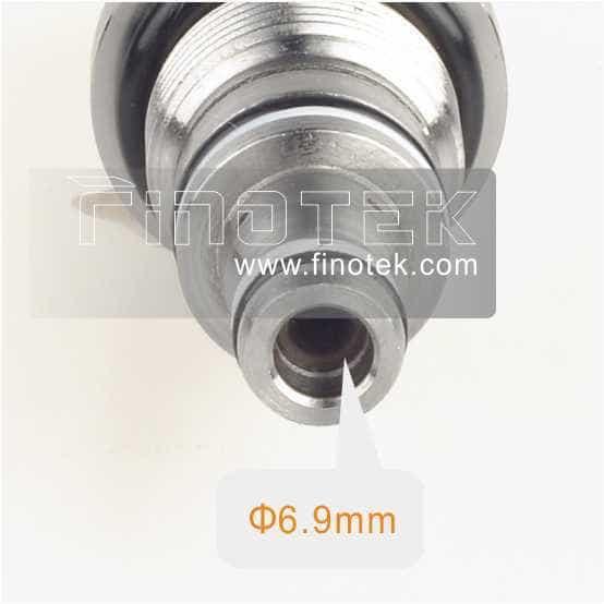 バルブ、小松PC60-7ショベル、減圧弁の油圧を低減コマツ圧力のヘッド部