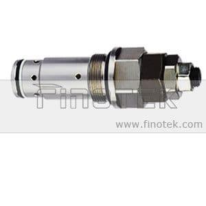 Komatsu PC200-3 Escavadeira, válvula de alívio de pressão