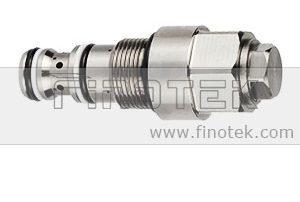 Komatsu Entlastungsventil, Komatsu PC120-6 Bagger Druckentlastungsventil