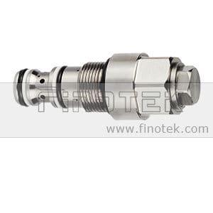Komatsu de descarga de la válvula, la válvula de descarga de presión Komatsu Excavadora PC120-6