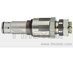Komatsu Excavadora PC120-6 la válvula de alivio principal