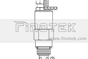 RV08-20 Direktwirkende Druckregelung Begrenzungspatrone NG