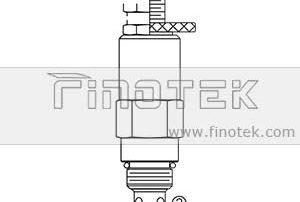 A válvula de controlo de Socorro Cartucho RV08-22 Pressão