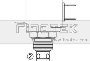โซลินอยวาล์ว Cartridge SV08-20