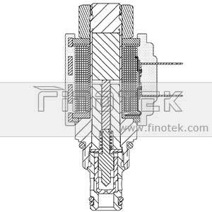 Solenoid-Cartridge-Valves-SV08-21-inner-structure