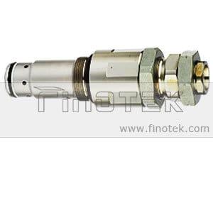 Válvula de Controle de Socorro Komatsu PC200-5 Escavadeira de Pressão