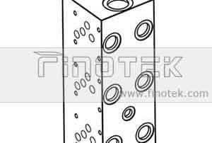 BM10PN Hydraulic Bar Manifold