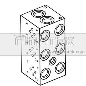 BM6SN Hydraulic Manifold