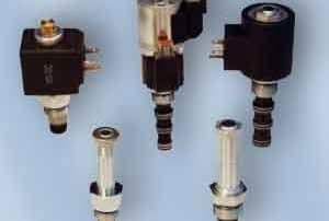 Magnetventile für hydraulische Patronen