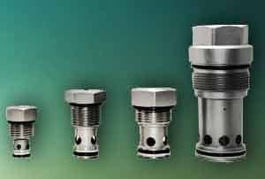 Apakah Valve Check Cartridge Hidraulik