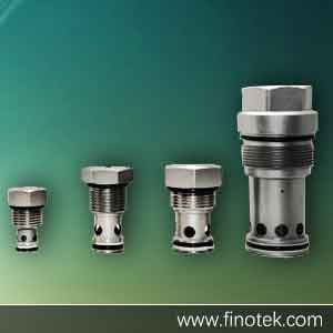 What Are Hydraulic Cartridge Check Valves