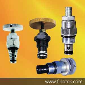 hydraulic-flow-valves