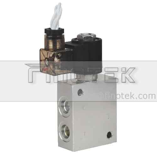 4/2 Cartridge Hammer Control Valve Block