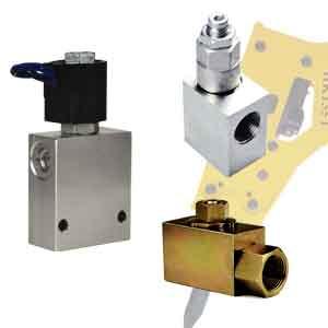 Excavator Hydraulic martilyo control valves
